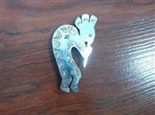 Antique Silver Brooch 925 Silver 5g